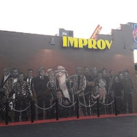 Photo taken at The Hollywood Improv by Garick C. on 7/12/2013