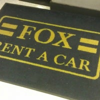 Photo taken at Fox Rent A Car by Garick C. on 12/17/2012