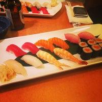 Photo taken at Kyo Sushi by Naochib on 12/28/2012