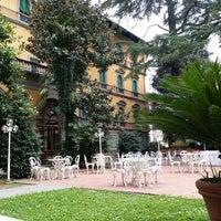 Photo taken at Grand Hotel La Pace by Lazali on 10/11/2014