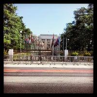 Снимок сделан в United Nations Office at Geneva пользователем Mattia C. 7/20/2013