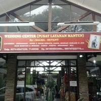Photo taken at Wedding Center Yogyakarta by Anglila S. on 2/22/2013