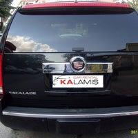 Photo taken at Kalamış Car Rental Lüx Yat & Araç Kiralama by anıl k. on 10/21/2014