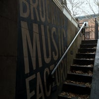 Photo taken at Brooklyn Music Factory Warren St. Studio by Benjamin H. on 3/20/2015