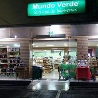 Photo taken at Mundo Verde by Marcelo M. on 6/3/2016