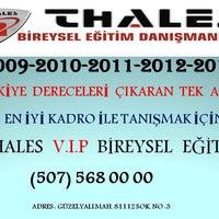 Photo taken at Thales Eğitim Merkezi by Cemal A. on 10/11/2013