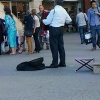 Photo taken at forum muzikal meydani by Nermin K. on 4/28/2014