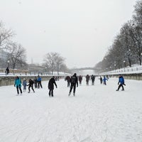 Photo taken at Rideau Canal Skateway by Jeff H. on 2/10/2018