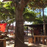 Photo taken at Cabana Aroeira by André R. on 9/14/2013