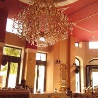 Photo taken at Arni Domotel Hotel Thessaly by Demetrios G. on 9/19/2014
