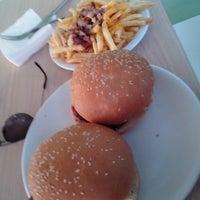 Photo taken at Queen Burger by Demetrios G. on 7/28/2014