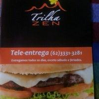 Photo taken at Trilha Zen by Isadora d. on 12/23/2012