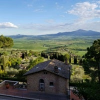 Photo taken at Pienza by Nanhee K. on 5/3/2017