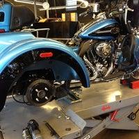 Landers toad suck harley davidson motorcycles