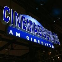 Das Foto wurde bei Cinecittà von Hans L. am 3/10/2013 aufgenommen