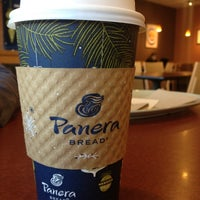 Photo taken at Panera Bread by Taylor on 11/14/2012