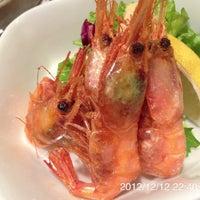 Photo taken at 居酒屋 ゆうゆう by san k. on 12/12/2012