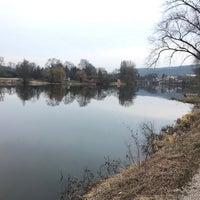 Photo taken at Jez Řevnice by Aneta F. on 3/13/2017