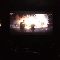 Photo taken at Cinemark Espacio Urbano Sala 7 by Emilio R. on 6/18/2015