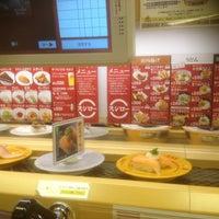 Photo taken at スシロー 苅田店 by Srbsmileangel B. on 12/31/2012