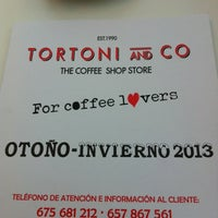 Photo taken at Cafe Tortoni by Sandra on 10/4/2012