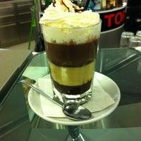Photo taken at Cafe Tortoni by Sandra on 1/3/2013