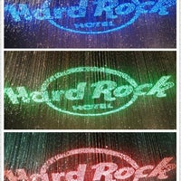 Photo taken at Hard Rock Cafe Penang by Janelle K. on 11/18/2012