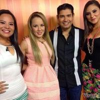 Photo taken at Radio Y Television De Veracruz by Psicóloga A. on 8/1/2014