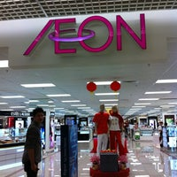 Photo taken at AEON by Jinda J. on 1/15/2013