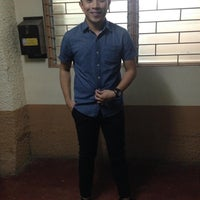 Photo taken at Manuel V. Gallego Foundation Colleges by Jaypee A. on 1/28/2017