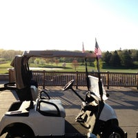Photo taken at Alling Mem Golf Course by David S. on 5/3/2013