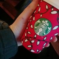 Photo taken at Starbucks by Anete L. on 12/16/2016