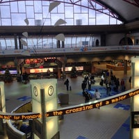 Photo taken at Pittsburgh International Airport (PIT) by Карим М. on 12/16/2012