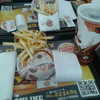 Photo taken at Burger King by Mariangela F. on 10/4/2012