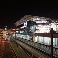 Photo taken at Busan Stn. - KTX/Korail by youngmin K. on 3/1/2013