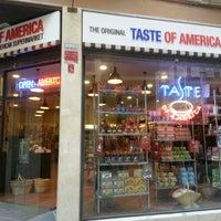 11/28/2012 tarihinde Natalia E.ziyaretçi tarafından Taste of America'de çekilen fotoğraf