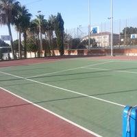 Foto tomada en Polideportivo Municipal Arroyo de la Miel por Natalia E. el 9/23/2012
