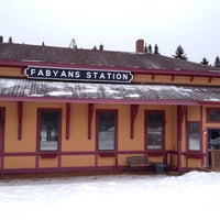 Photo taken at Fabyans Station Restaurant by Chris S. on 3/2/2014