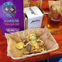Photo taken at Tacos Tacos by Leo D. on 6/25/2013