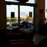 Photo taken at Sheehy Nissan by John B. on 12/21/2013