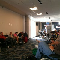 Photo taken at Concourse A - Richmond International Airport by John B. on 5/11/2013