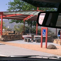 Photo taken at Sunset Point Rest Stop by John B. on 5/18/2013