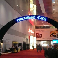 Photo taken at Las Vegas Convention Center by John B. on 1/7/2013