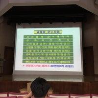 Photo taken at 수원시민방위교육장 by Seongho K. on 5/22/2016