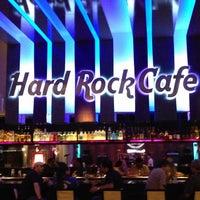 Photo taken at Hard Rock Cafe Santiago by N on 3/11/2013