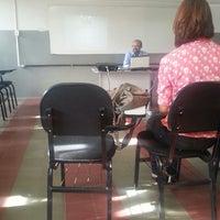 Photo taken at Sala de Aula by Andrea C. on 5/25/2013