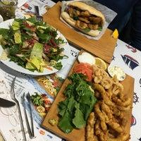 Photo taken at İncik's Balık Evi by Ferhat K. on 12/11/2016
