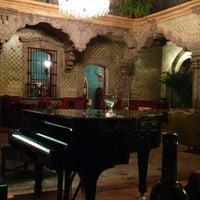 Photo taken at La Casa De La Marquesa by Jorge Luis R. on 2/24/2013