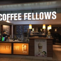 Photo taken at Coffee Fellows by Cemil T. on 2/12/2017