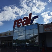 Photo taken at real,- by Cemil T. on 7/25/2016